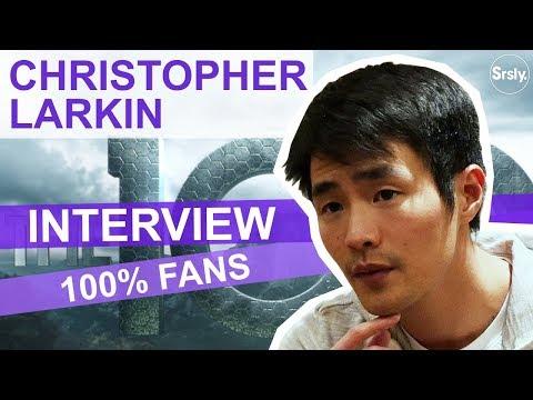 The 100   100%  : Christopher Larkin