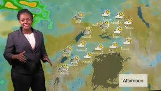 Weather Forecast for 15 03 2019 by Daphine Kabasita Nsamba