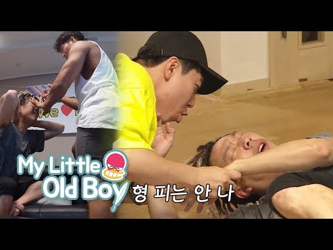 It's Jong Kook's Turn Now.. Ha Ha May Pass Out! [My Little Old Boy Ep 101]
