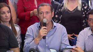 "Omar Gutiérrez tras ser reelecto gobernador: ""Hoy ganó la provincia"""