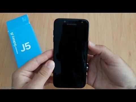 Samsung Galaxy J5 (2017) Unboxing, Fingerprint Test, Camera Test, Gaming Review
