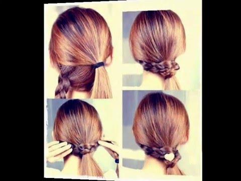 15 peinados sencillos paso por paso youtube - Peinados bonitos paso a paso ...