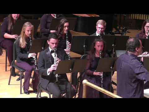 University of Alabama Wind Ensemble 9 28 17