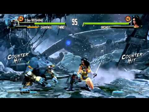 Killer Instinct - Raw Orchid Footage by Maximilian