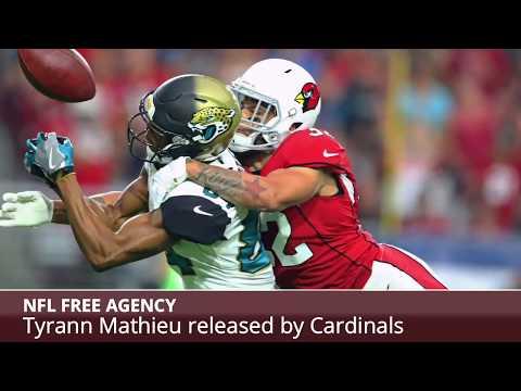 Tyrann Mathieu: 5 NFL Teams That Could Sign Him Now That The Cardinals Cut Him
