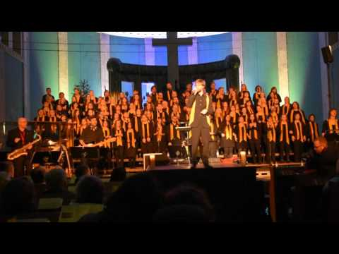 Gospelnight Dresden 2015 - You're not Alone
