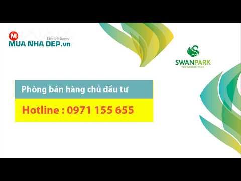 Salekit Khu đô thị Swan Park Đông Sài Gòn - Tập đoàn CFLD