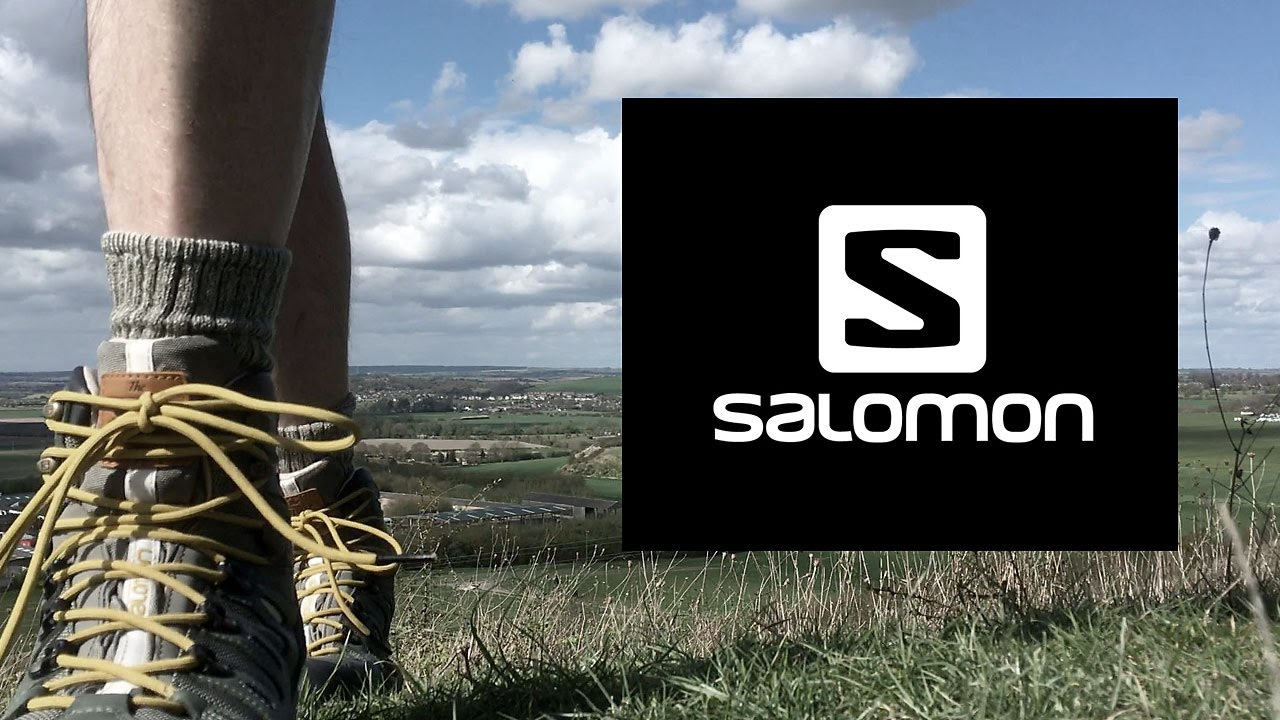 Salomon Quest 4D Origins 2 GTX Review