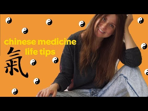 CHINESE MEDICINE LIFE TIPS