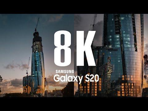 Samsung Galaxy S20 Ultra Camera Review 8K Video & 108MP STILLS Test