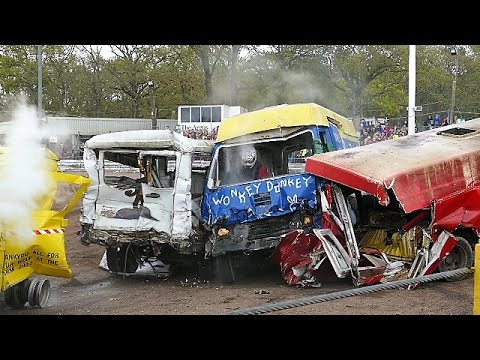 Big Van Banger Racing Arlington 2017