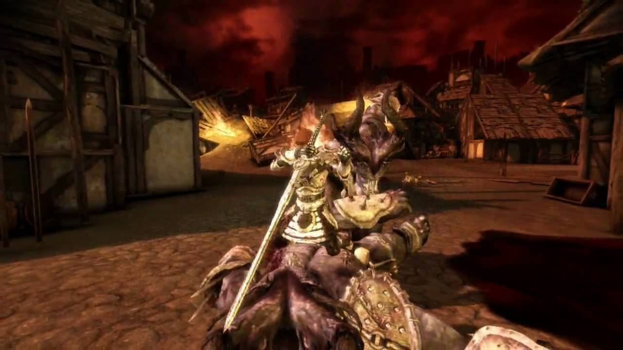 Dragon Age: Origins - Deathblow Edition - YouTube