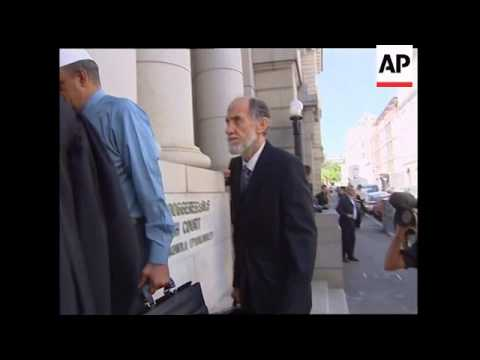 Mark Thatcher, son of former UK PM, arrives in court