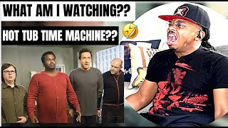 *Hot Tub Time Machine*  Movie Reaction - First Time Watching!