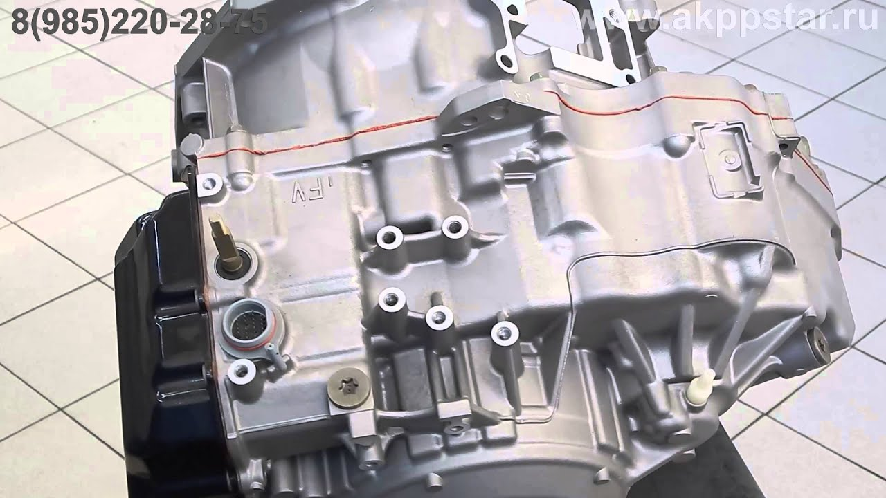 IАКПП - Ремонт АКПП Вольво (Volvo) в Санкт-Петербурге