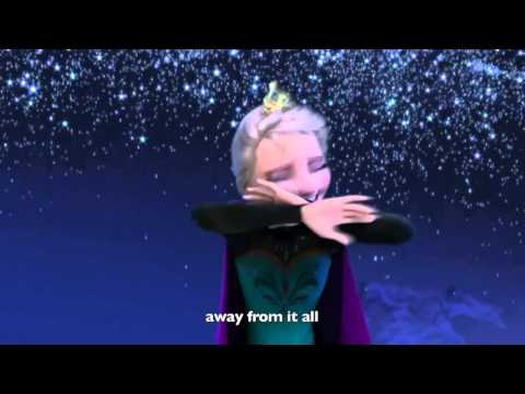 Let it Go from Disney's Frozen - Farsi/Persian with English subs (Glory)