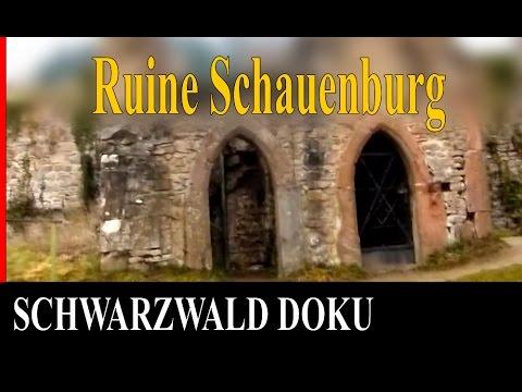 SCHWARZWALD DOKU Outdoor - Ruine Schauenburg Oberkirch #5