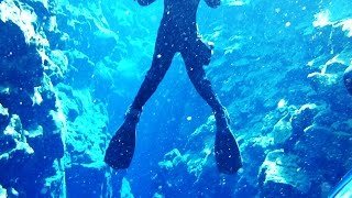 Silfra fissure snorkeling - Icelandic adventures series