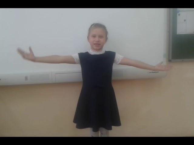 Изображение предпросмотра прочтения – ТатьянаШумкова читает произведение «Здравствуй,лето!» Т.В.Боковой