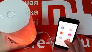 Обзор настольной лампы-ночник Xiaomi Yeelight