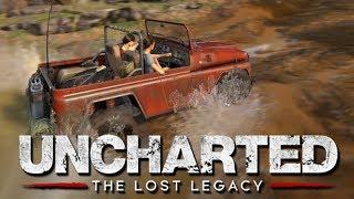 ИНДИЯ! МЕСИМ ГРЯЗЬ - Uncharted: The Lost Legacy #2