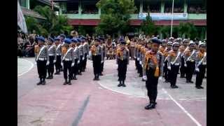 1  PCM menghebohkan SMA N 1 Tenggarong