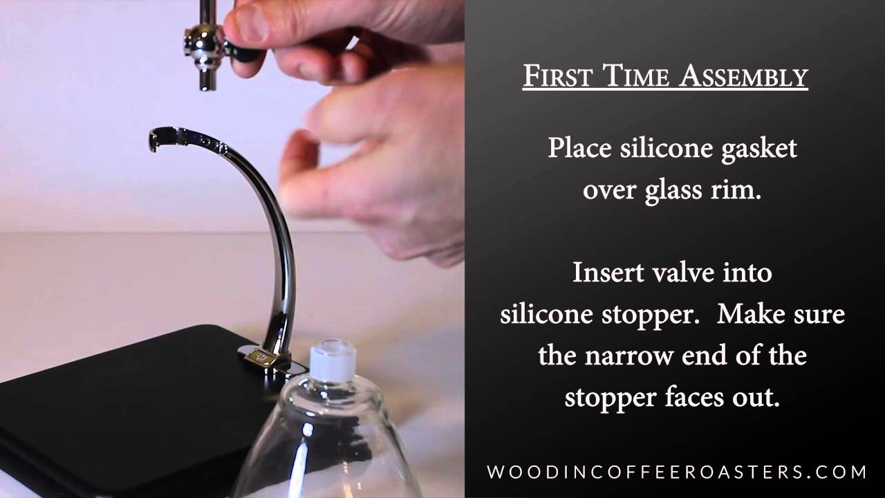 small resolution of yama silverton cd 8 coffee brewer part 1 assembly
