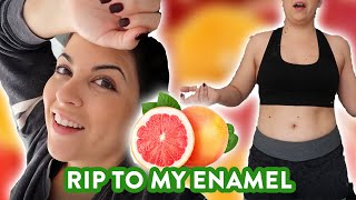 Grapefruit Diet - I Tried the Grapefruit Diet