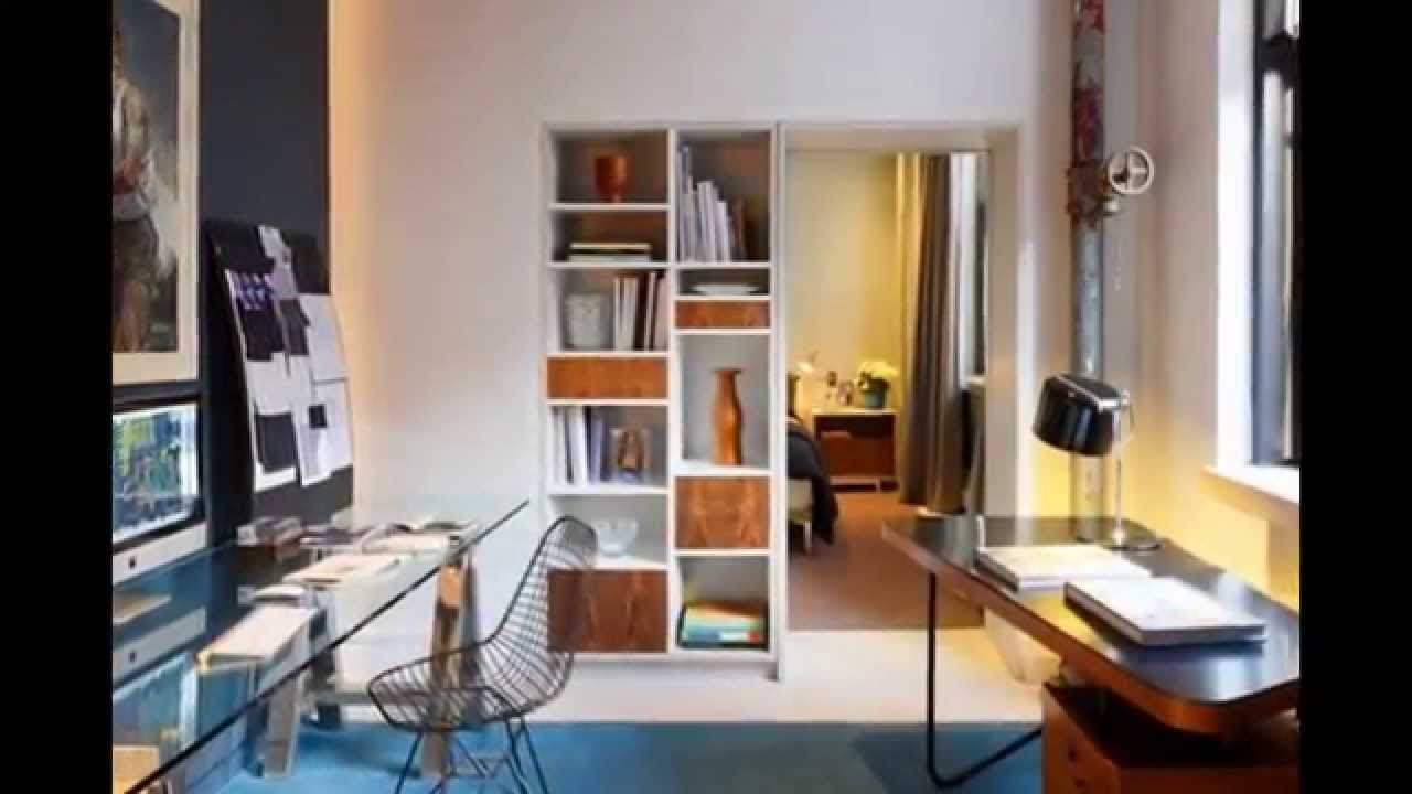L am nagement du bureau la maison youtube - Amenagement de bureau maison ...