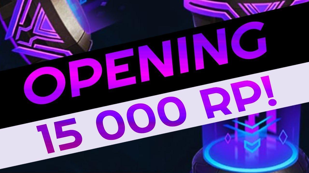 OPENING ZA 15,000 RP!