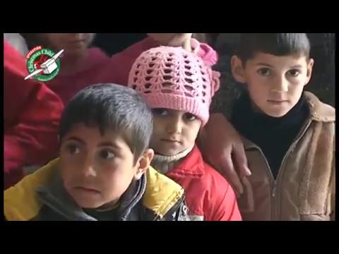 Дружба между Армянскими и Азербайджанскими детьми.
