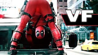 DEADPOOL 2 Bande Annonce VF Redband streaming