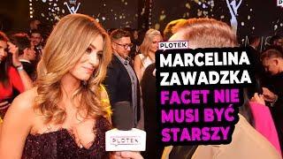 Marcelina Zawadzka o facetach i związku z Jonkiszem