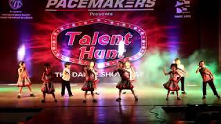 Chicken Kuk-Doo-Koo Kids Dance By Pacemakers - Talent Hunt Sept 2015