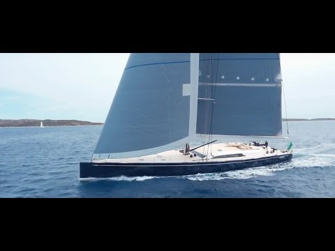 """Swan 115 S """"Solleone""""  - A very cool designed Sailing Yacht"""
