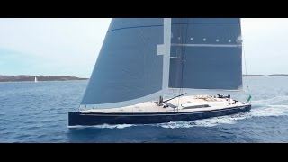 "Swan 115 S ""Solleone""  - A very cool designed Sailing Yacht"