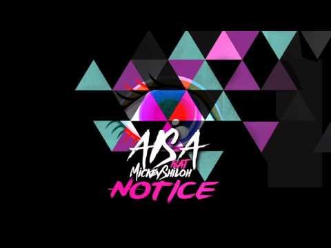 Aisa - Notice Ft. Mickey Shiloh (Prod. Las Venus) RnBass