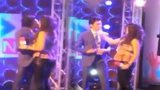 Kritika Kamra Slapped Rajeev Khandelwal For Forceful Kissing | Watch Video
