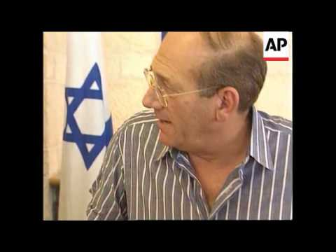 Israel - Plans to build Jewish settlement