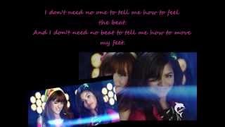 Watch me ~ Shake It Up (Lyrics)