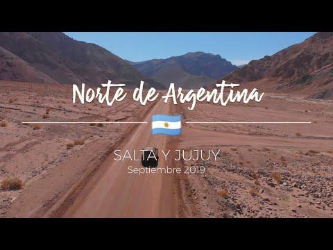 Norte De Argentina. Septiembre 2019