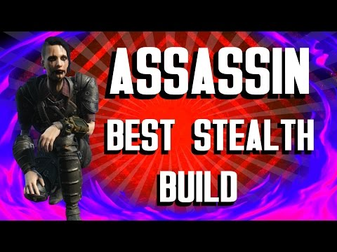 Fallout 4 Builds - The Assassin - Best Stealth Build