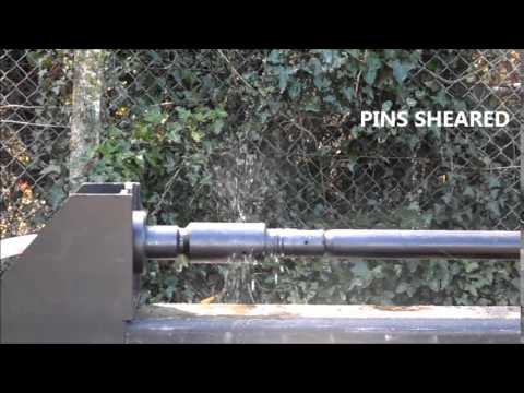 HAMMERHEAD Impact Hammer Yard Test