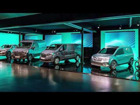 Renault Kangoo обновится