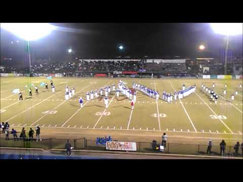 Ramsay High School  Rams Have Soul Halftime Field Show