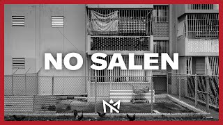 Myke Towers - No Salen (Lyric Video)