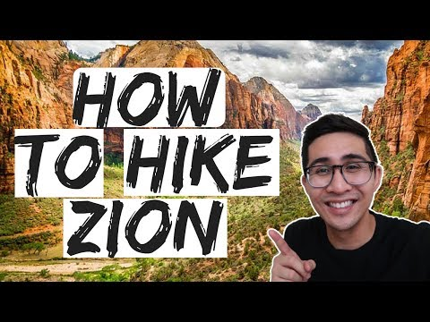 Zion National Park: Angel's Landing & The Narrows in ONE DAY!