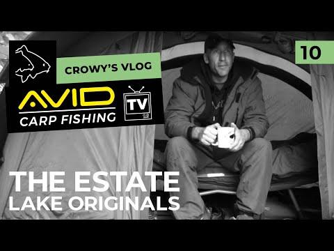 Avid Carp Fishing TV! | Crowy's Vlog | 010 | The Estate Lake Originals!