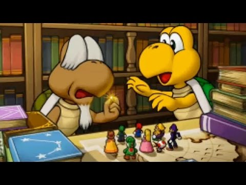 Mario Party DS - Story Mode Walkthrough Part 4: Kamek's Library