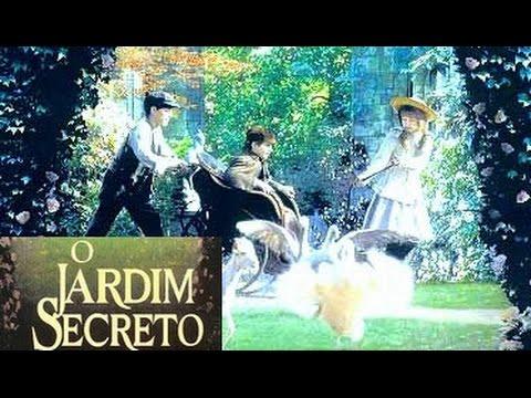 Trailer do filme O Jardim Secreto